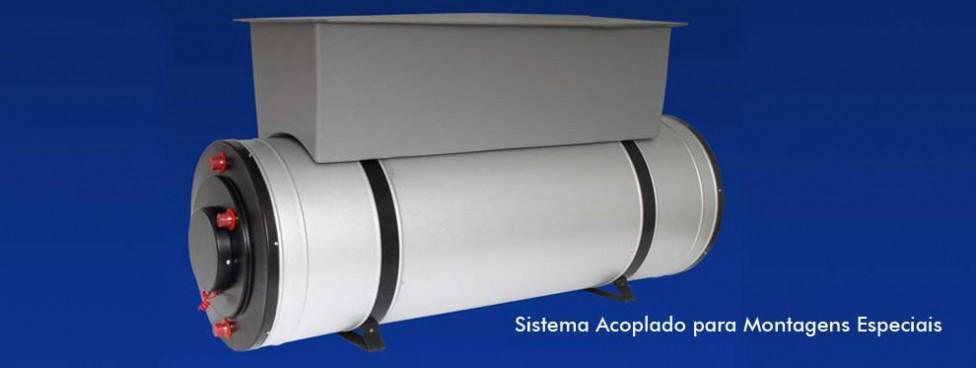 Sistema Acoplado para Montagens Especiais
